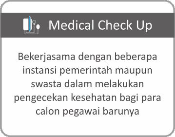 Layanan Medical Check Up Rumah Sakit Bhayangkara Tingkat III Banjarmasin