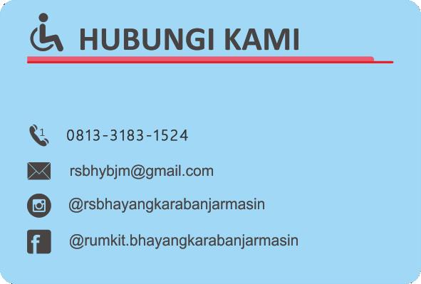 Kontak RS Bhayangkara Tngkat III Banjarmasin